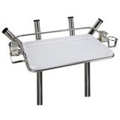 Stainless Steel Deluxe Bait Station