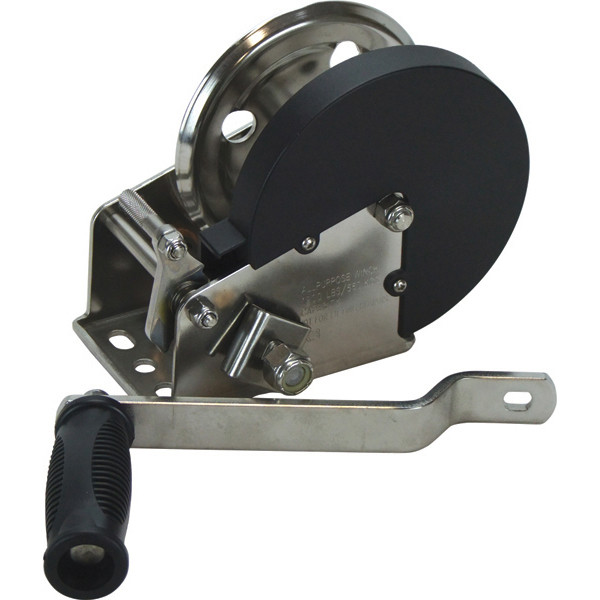 Stainless Steel Hand Winch - 54278