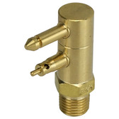 Male Brass Fuel Tank Fitting