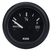 KUS Water Tank Gauge - Black