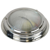 Led stainless steel dome lights