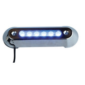 Underwater Blue LED Light