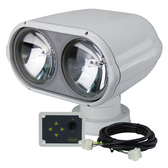 Marine Spot Light - Twin Beam