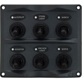 Relaxn r water resistant switch panels