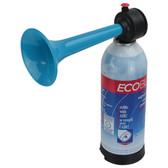 Ecoblast rechargeable aluminium air horn