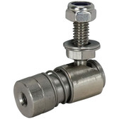 Ultraflex stainless steel ball joint
