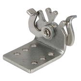 Ultraflex stainless steel cable hook clip