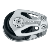 Harken 75 mm stainless steel footblock
