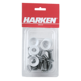 Harken 48 980 winch drum screw kit 8 screws washers