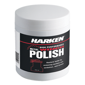 Harken winch metal polish