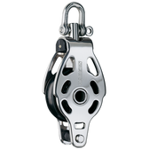 Harken 57 mm stainless steel esp block swivel becket