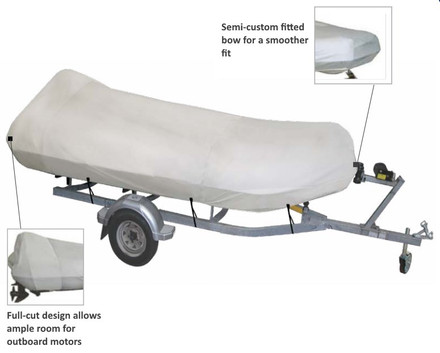 Inflatable Tender Cover