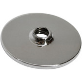 Stainless steel disc end plates