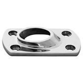Stainless steel rectangular base 56938