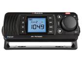 GME GR300BTB AM/FM Marine Radio with Bluetooth - Black