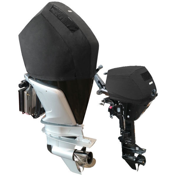Mercury Outboard Motor Cover - Vented