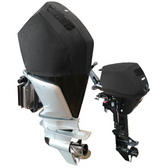 Vented Outboard Cover - Mercury