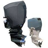 Vented Evinrude Outboard Motor Cover
