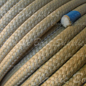 Beige Polyester Sailing Rope