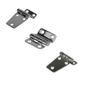 Offset Stainless Steel Hinge - 304 Stainless Steel