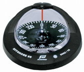Compasses - Offshore 95 Powerboat Flush Mount Black