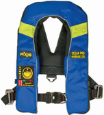 Inflatable - Approved Ocean Pro 200 Life Jacket - Auto Hammar with Harness