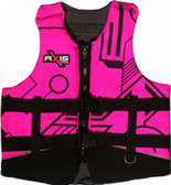 Foam - Approved Neoprene Life Vest - L50S Adult Pink