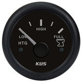 KUS Waste Tank Gauge - Black