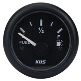 KUS Fuel Tank Gauge - Black