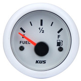 KUS Fuel Tank Gauge - White