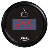KUS Volt Meter Gauge - Digital
