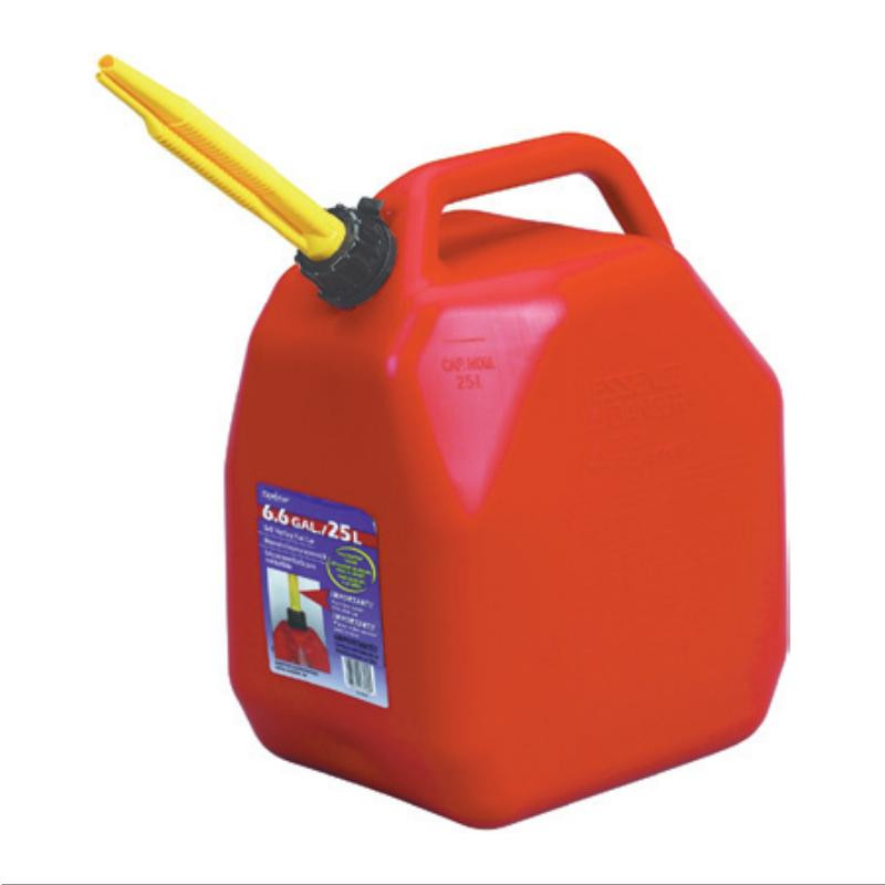 Scepter Fuel Jerry Can - 25 litre (RWB3456) | Boat Warehouse
