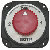 Battery Selector Switch - Extra Heavy Duty