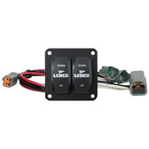 Lenco r rocker trim tab switch kit