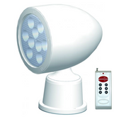 LED remote control searchlight