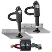 Lenco r trim tab complete standard mount rocker switch kits