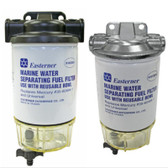 Water Separating Fuel Filter - Clear Bowl and Drain