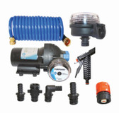 Par-Max 4.0 Deck Washdown Kit & Hose