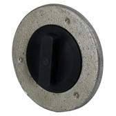 1 1 2 bsp thread nylon plug cast aluminium base 29600
