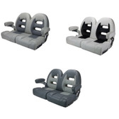 "Relaxn ""Double Cruiser"" Series Boat Seat"