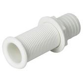 Plastic drain socket