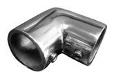 Stainless steel 90 degree joiner