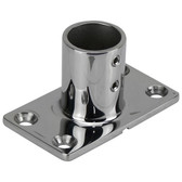Stainless Steel Stanchion Base