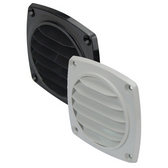 Vent Covers - White & Black