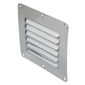 Stainless steel rectangular louvre vents