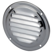 Stainless Steel Round Louvre Vents