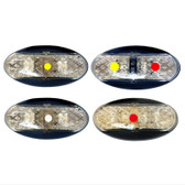 LED Marker Lights 500mm Cable