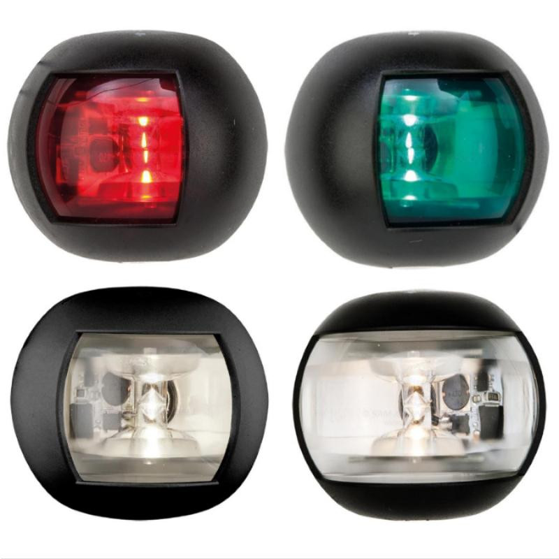 LED Orsa Navigation Lights - Black