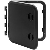 Plastic Hatch with Removable Hinge