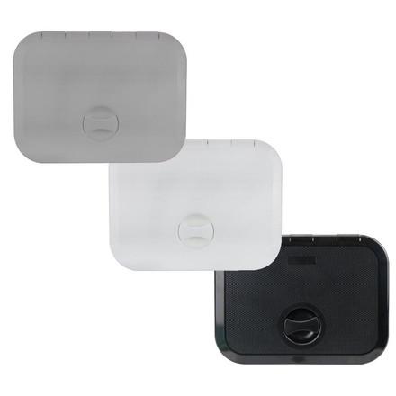 Access hatch single handle.